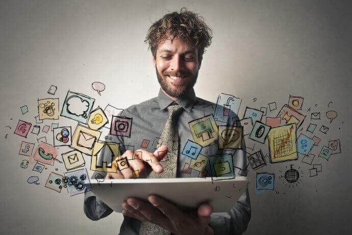 reseaux sociaux agence web aix marseille les resoteurs
