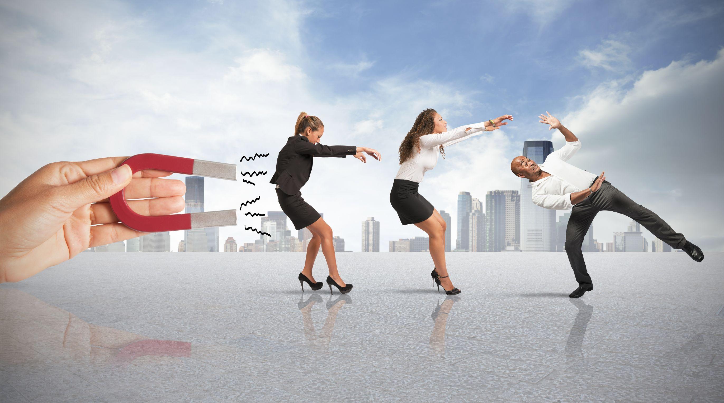 inbound marketing, le marketing entrant
