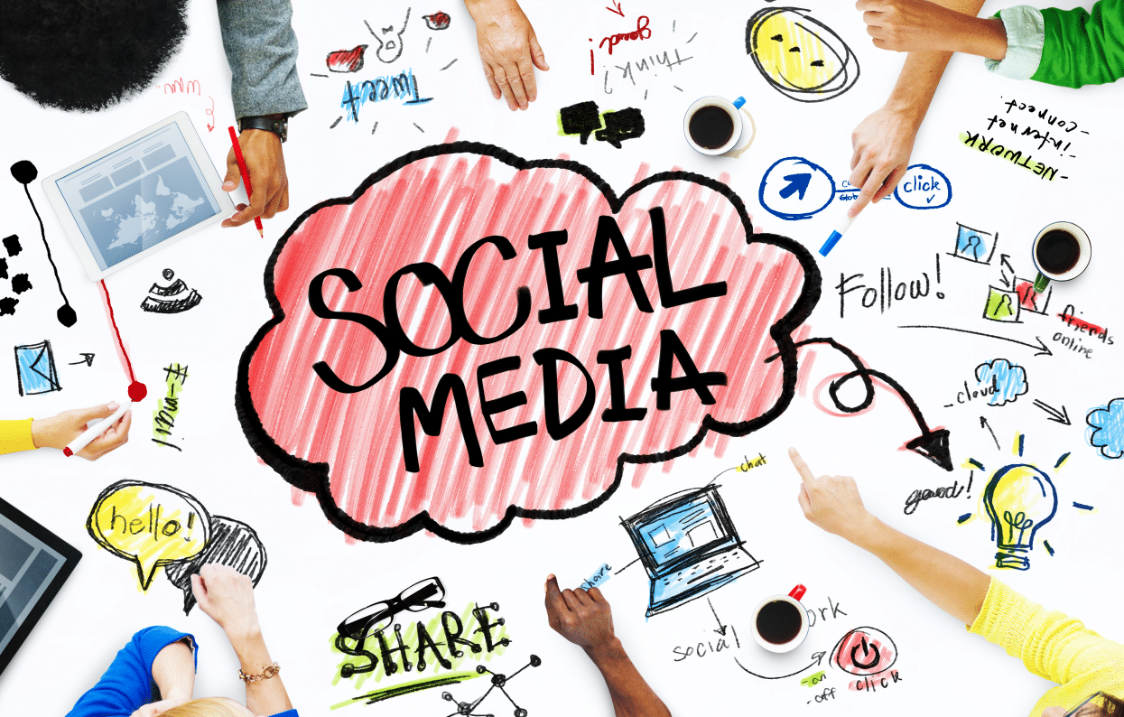 strategie de communication social media