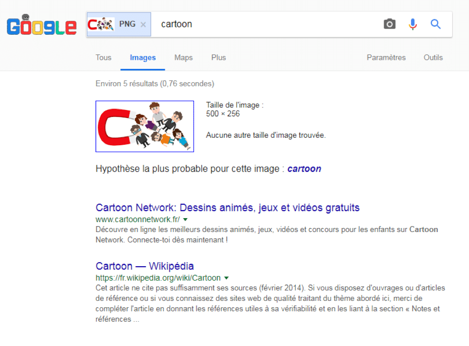google image les resoteurs